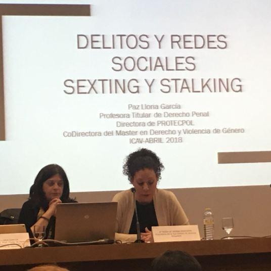 Sexting y Stalking 01