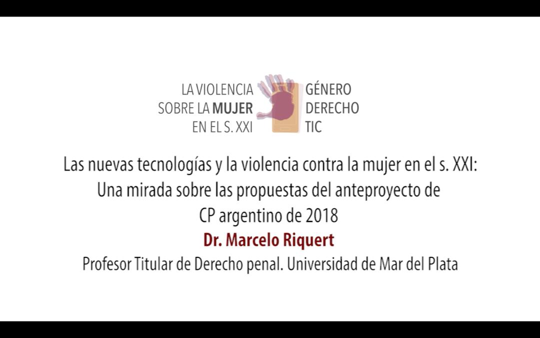 Violencia TIC_Congreso_ Marcelo Riquert_rotulo