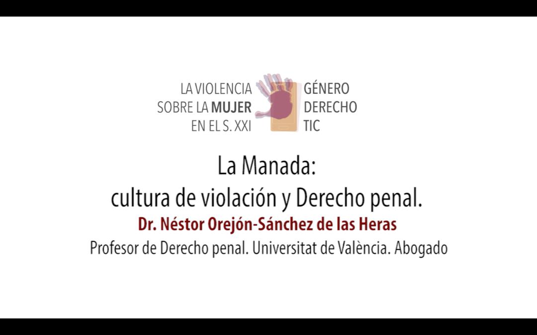 Violencia TIC_Congreso_Nestor Orejon_rotulo