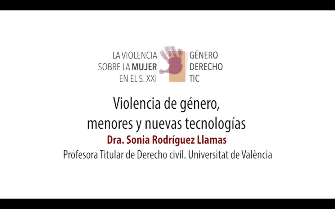 Violencia TIC_Congreso_Sonia Rodriguez_rotulo